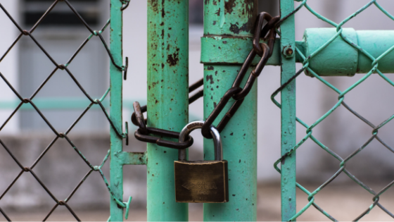 Locking down your website or business online is important for you and your customers